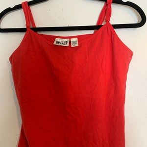 Chicos red top